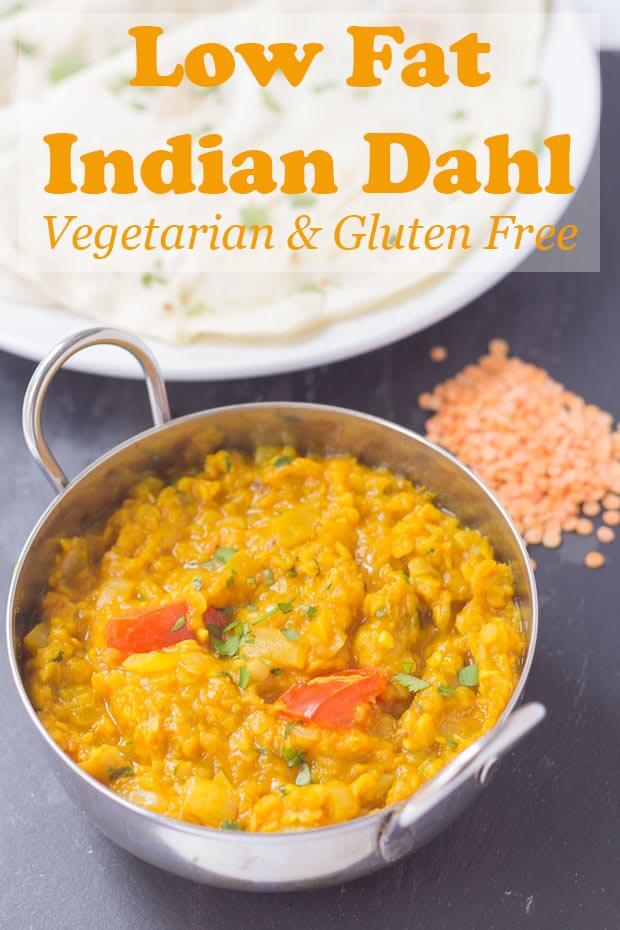 Low fat Indian dahl is one of my favourite curries. Suitable for vegans it's relatively quick and simple to make. When you're in the need of something healthy and filling that's meat free and really tasty, you cant go wrong with this low fat Indian dahl. #neilshealthymeals #recipe #dinner #curry #Indian #dahl #lowfatcurry