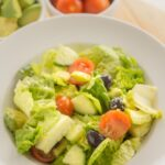 Avocado Salad With Orange Vinaigrette