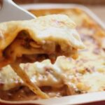 Low-cost Healthy Lasagne