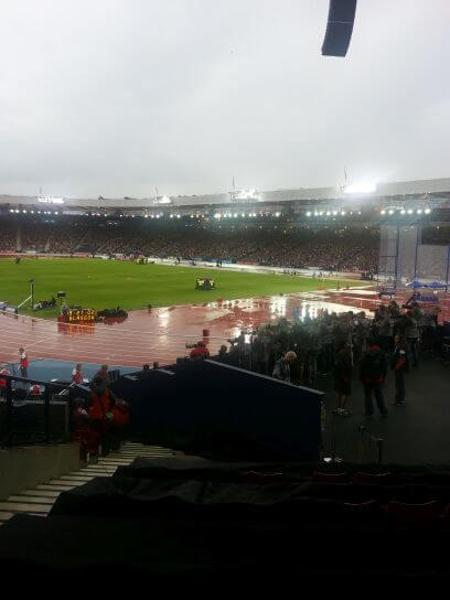 Hampden Scottish Weather