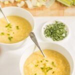 Scottish Leek and Potato Soup