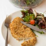 Baked Parmesan Turkey Escalopes