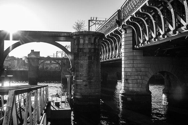 Glasgow Caledonian Railway Bridge Main