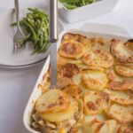 Chicken Sweetcorn and Mushroom Bake