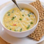 Creamy Sweetcorn Chowder