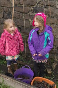 Kara Caitlin Allotment 2014