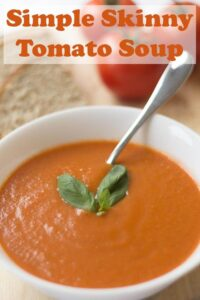 The ultimate comfort food. Low in calories, carbs, fat and cost. This is an all year round easy healthy family tomato soup recipe. It's packed full of flavour and is an excellent aid to weight loss. You'll never want to buy a tinned tomato soup again as this will become your go-to tomato soup recipe! #neilshealthymeals #recipe #soup #tomato #tomatosoup #skinnysoup #lowcaloriesoup #healthy