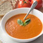 Simple Skinny Tomato Soup