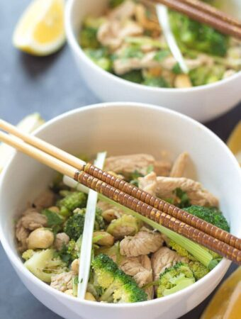 This turkey and broccoli stir fry is a fantastic quick healthy meal. A cost conscious stir fry it's ideal for those on limited budgets. Tasty, easy to prepare and packed full of nutritional goodness too!
