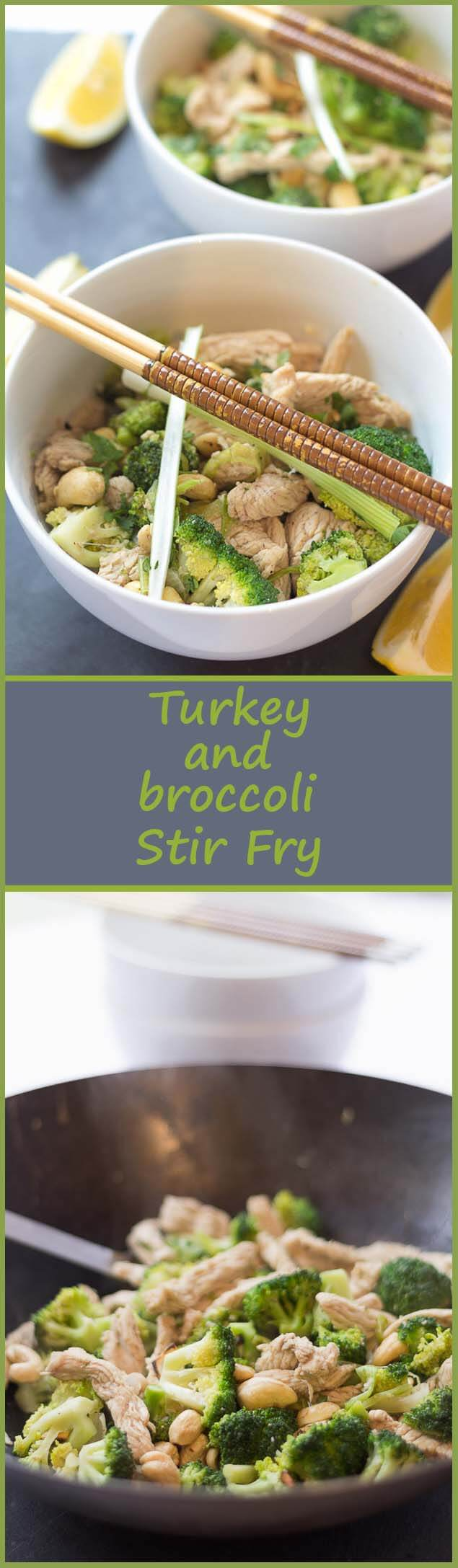 Tasty, quick to prepare and packed full of nutritional goodness. This cost conscious turkey and broccoli stir fry is ideal for those on limited budgets.