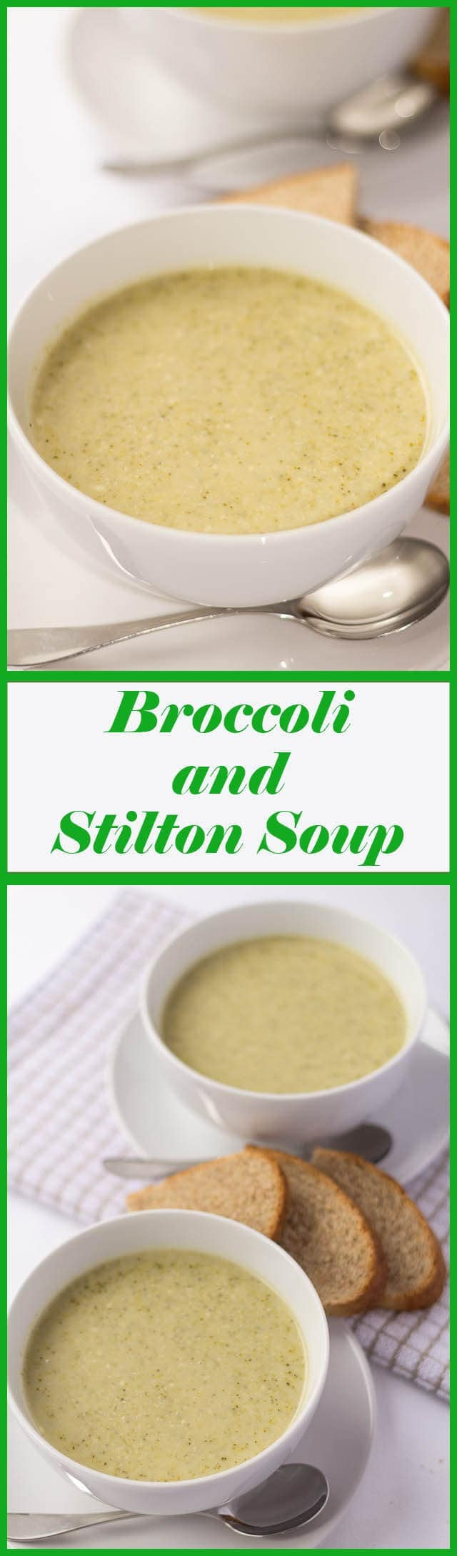 This broccoli and stilton soup is vegetarian, gluten free and low calorie. Its a cheesy tasting delicious bowl of comfort giving you a warm glow at any time of the year. You would never know that this is only 293 calories a serving!