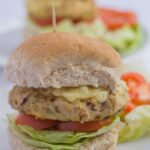 Quick Healthy Turkey Burgers