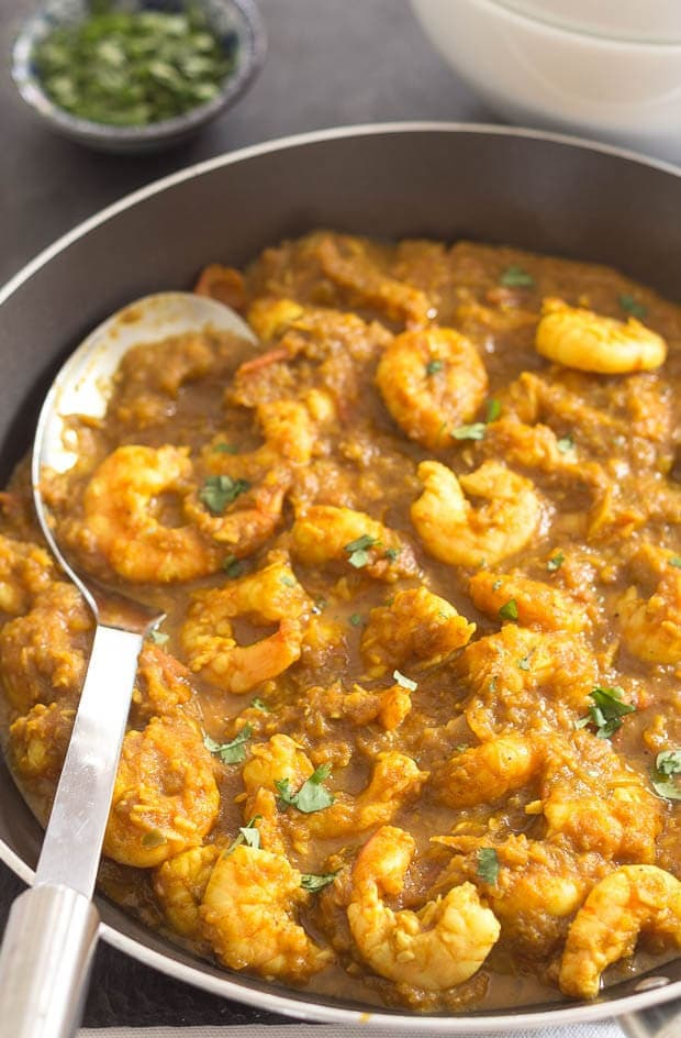 how to make prawn curry in telugu