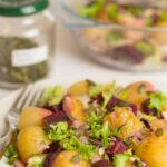 Mackerel Beetroot Salad Featured Image_