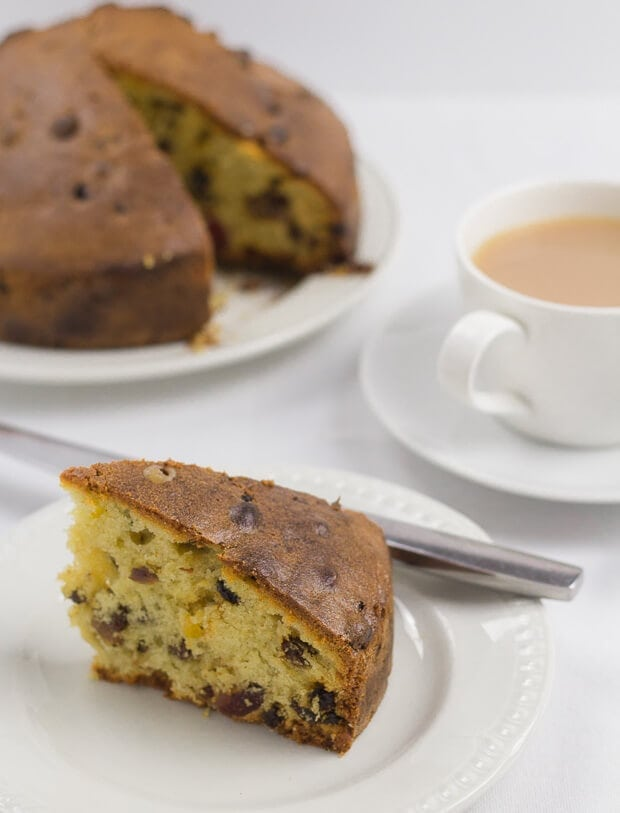 Traditional Scottish Dundee Cake Recipes