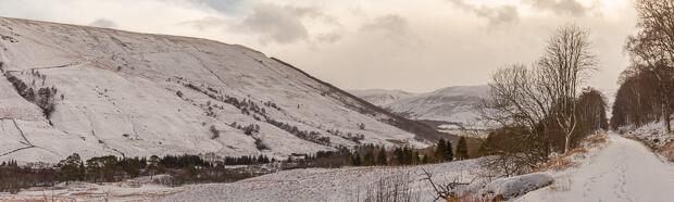 Glen Ogle Panoramic