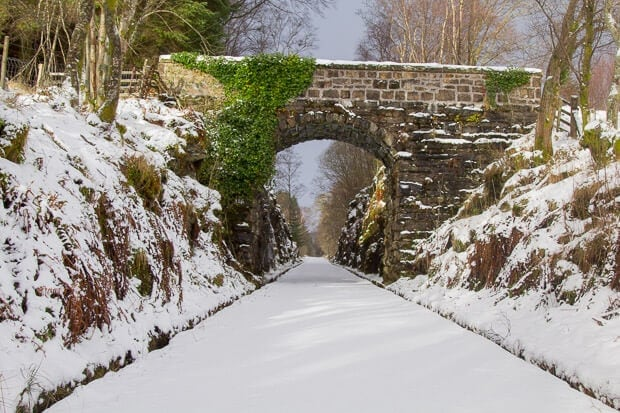 Glen Ogle Roadbridge