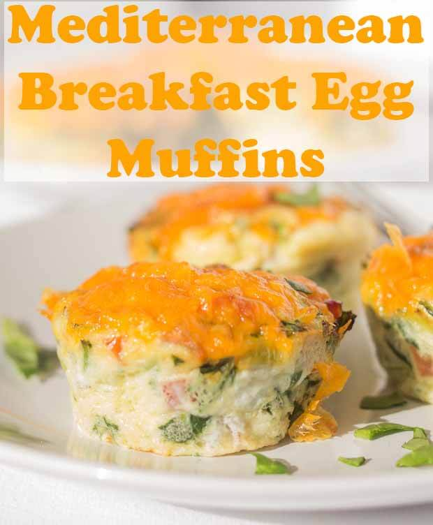 Mediterranean breakfast egg muffins are a delicious and healthy way to start your weekend. This easy versatile vegetarian recipe is low carb, packed with protein, glutenfree and low in calories too! This quick healthy gluten free meal will allow you to get on with enjoying your weekend, perfectly full! #neilshealthymeals #mediterranean #breakfast #brunch #egg #eggmuffins