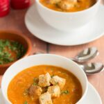 Mediterranean Vegetable Soup