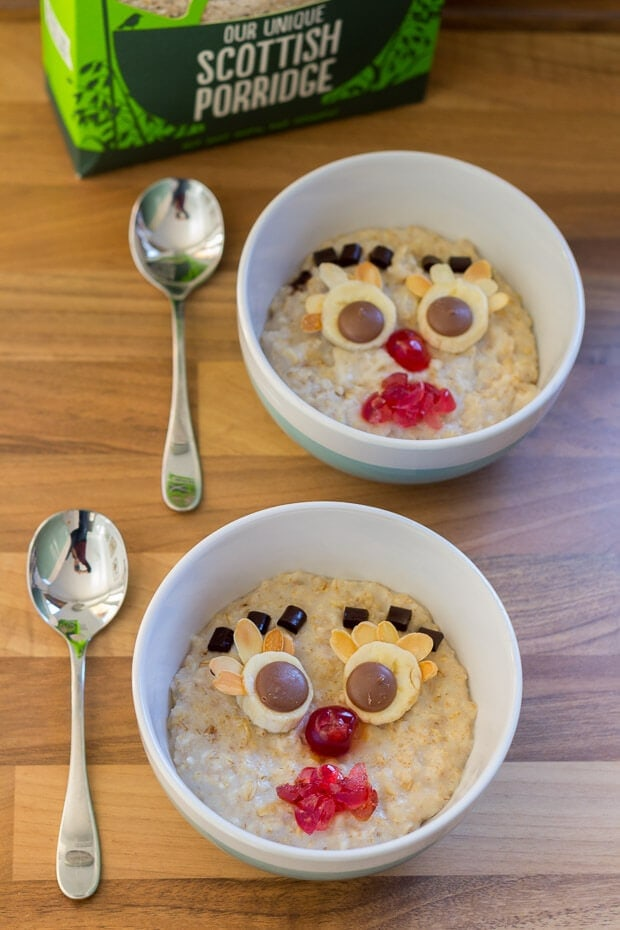 Monday 10th October is World Porridge Day 2016. Today, Lady Lynne and I are posting our #PorridgeSmiles pictures and texting 'OATS16 £2' to 70070 to provide a hungry child with school meals for a month. I'm asking YOU my Neil's Healthy Meals readers to donate too and to bring a smile to a hungry child, with porridge!