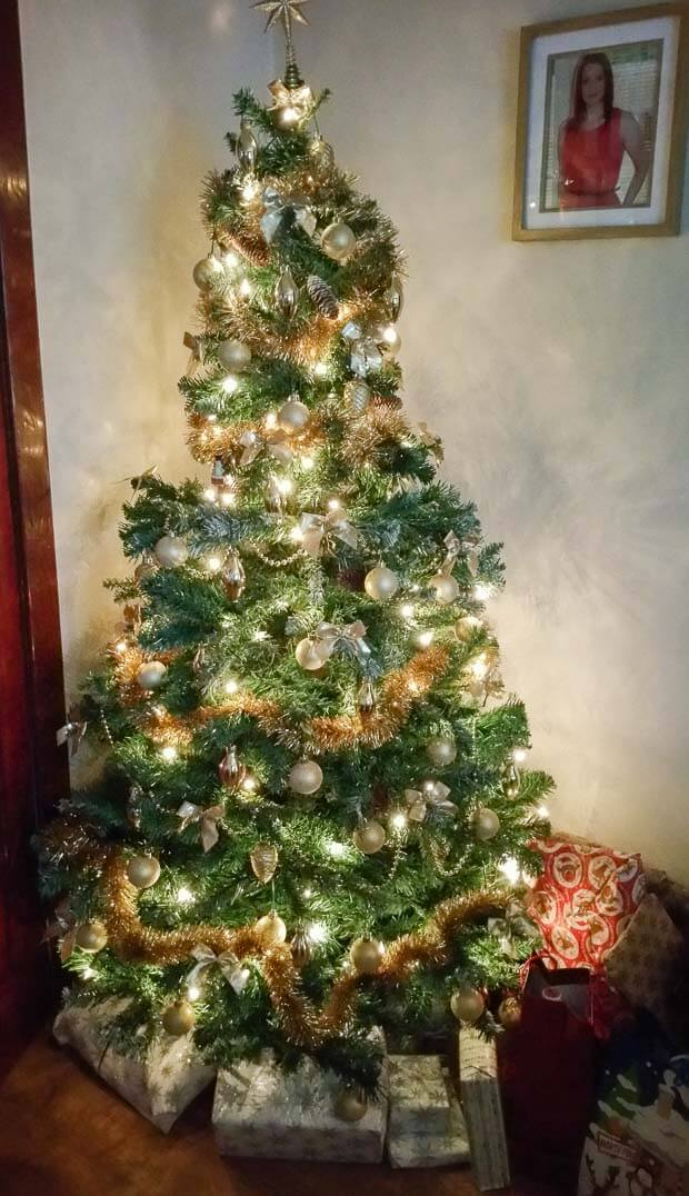 Grace Ellingham Christmas Tree
