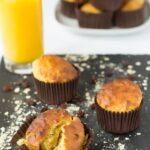 Raisin Oat Breakfast Muffins