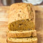 Pumpkin And Walnut Loaf