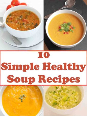The 10 Most Popular Soup Recipes On Neil's Healthy Meals