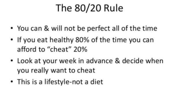Meal Planning For The 80/20 Food Rule. If making healthy changes to your diet is one of your goals and you're new to meal planning, then this Beginner's Guide To EASY Meal Planning is for you!