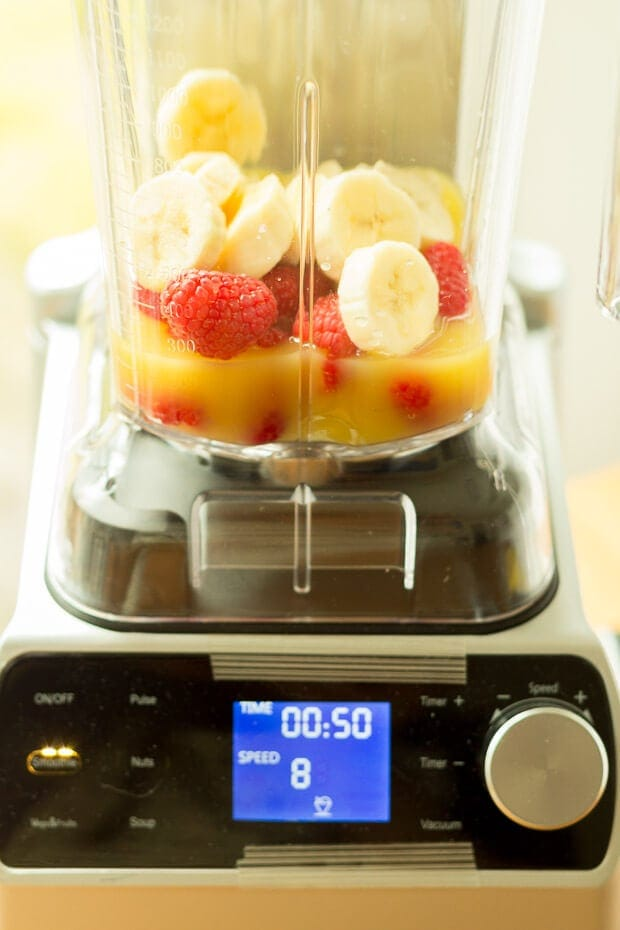 Optimum Vac2 Air Vacuum Blender Review Neils Healthy Meals