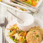 Oven Baked Tuna Sweetcorn Cakes