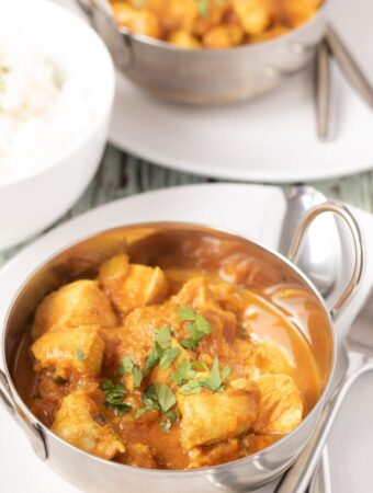 Easy Chicken Sharabi Curry