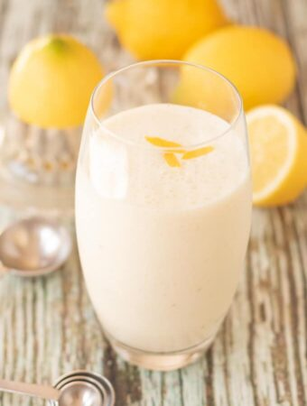 Zingy Lemon Smoothie
